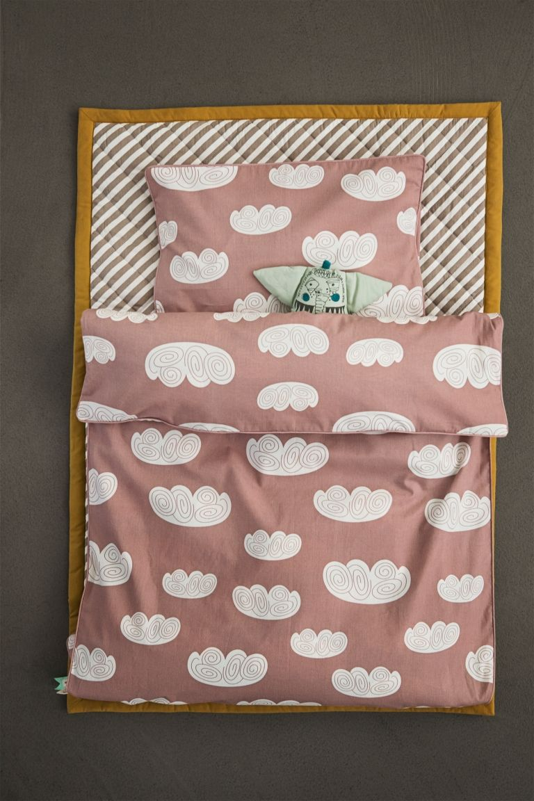 Ferm Living Tapete Dotty : ferm living ab ? 40 half moon bettw?sche ferm living ? 90 kite
